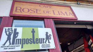 St-Henri Resto-Bar Seeking Musicians/Artists