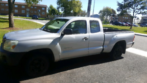 2008 2WD Toyota Tacoma (getting new frame