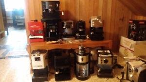 Machine espresso saeco delonghi spidem gaggia autre!!