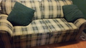 Pull-out Sofa bed (double) - $100