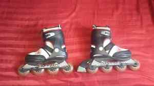 Roller blades (size 4 to 8)