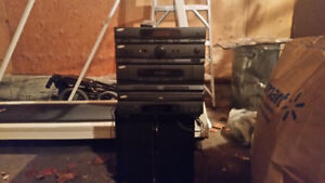 Old Samsung Stereo System w/ Speakers