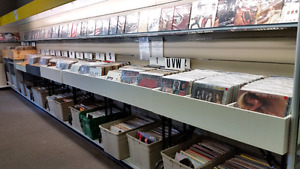 Get Vinyl for Great Prices at One Man's Treasure!