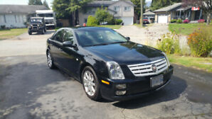 2006 Cadillac STS 4.6L V8 w/ STS V suspension upgrade, loaded