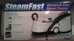 Steamfast - Kitchen and Bath steam cleaner - Brand New
