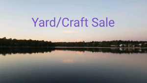 Yard and Craft Sale
