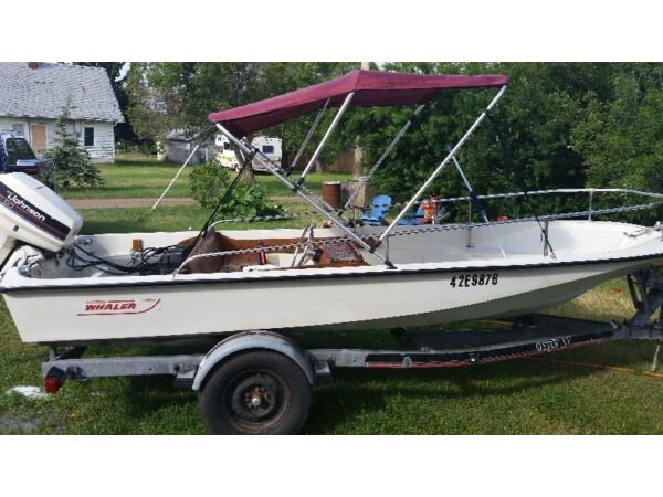 Used 1985 Boston Whaler Super Sport