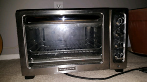 "12"" S/S Kitchen Aide Toaster Oven"
