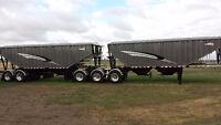 2015 Doepker super b grain trailer