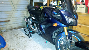 FZ1, with complete yoshi and PC3, never dropped