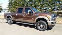 2011 Ford F-250 King Ranch Pickup Truck