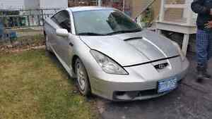 Used 2001 Toyota Celica for sale