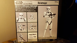 Kaiyodo Star Wars Revo (Revoltech)  No. 002 Stormtrooper Figure London Ontario image 4