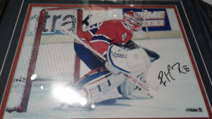 Patrick Roy authenticated !