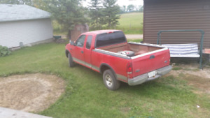 Solid truck for sale