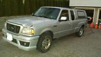 2006 Ford Ranger STX Pickup Truck