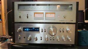 Pioneer Fluoroscan SA 8800 IntAmp + TX 6700 Tuner(+Free SA 7800)