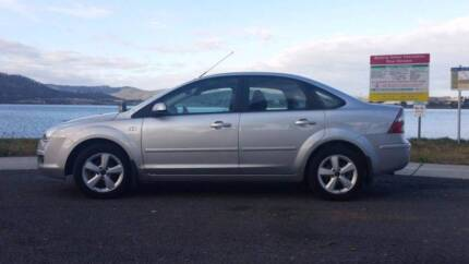 2006 Ford Focus Sedan Glenorchy Glenorchy Area Preview