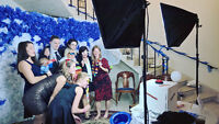 Photo booth Rental High Quality and Fast Photos