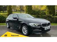 BMW 5 Series 520d SE 5dr - Front/Rear Parki Auto Estate Diesel Automatic