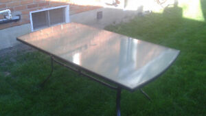 Outdoor Patio Table For Sale (3ft x 6ft) ...