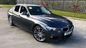 2015 BMW 3 Series 320d M Sport Step (Business Me Automatic Diesel Saloon
