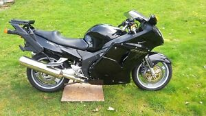 For sale or trade  1998 Honda CBR1100 XX Blackbird