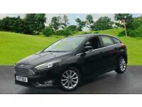 2017 Ford Focus 1.5 EcoBoost 150ps Titanium Automatic Petrol Hatchback