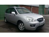 2008 (57) KIA CARENS 2.0CRDi GS 7 SEATER PEOPLE CARRIER MPV