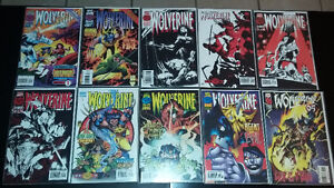 For Sale: Lot of Marvel Comics X-Men's Wolverine Gatineau Ottawa / Gatineau Area image 5