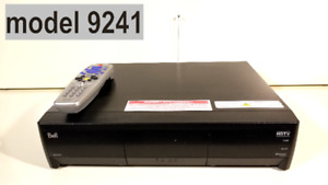 Two ( 2 ) Bell PVR Receivers  ( Models  9241  and  5900 )