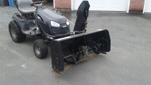 48 inch crafstman snowblower
