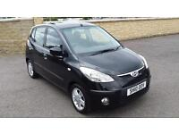 2010 HYUNDAI i10, LOW MILEAGE , £30 ROAD TAX