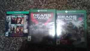 Gears Of War 4 ( Entire collection)