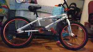 Bmx bike for sale used 3-4 times (price reduced)