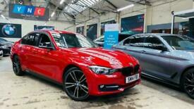 image for 2014 BMW 3 Series 2.0 318d Sport (s/s) 4dr Saloon Diesel Manual