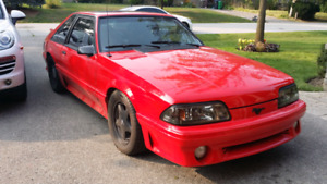1990 ford mustang 5.0 5 speed