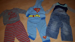 Used Boys 18-24 mths clothing