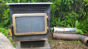 Fireplace with piping  $150 OBO
