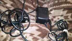 Sega Genesis Model 2 Power Cord and RF Adaptor for sale