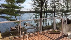 Quiet and Private, Water-Front Home / Cottage,  close to Ottawa