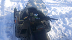 GET READY FOR THE SNOW...... Arctic Cat Jag Deluxe
