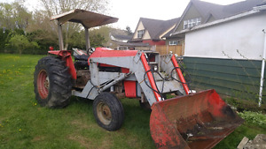 **Check this out** 1975 Massey Ferguson 255