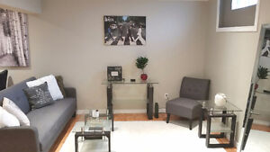 BEAUTIFUL BACHELOR APARTMENT FOR RENT *JULY 1 Utilities Included
