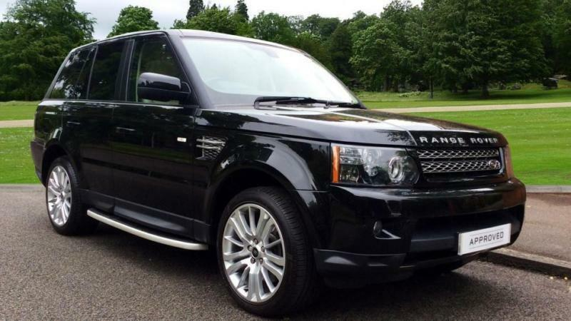 2012 land rover range rover sport 3 0 sdv6 hse 5dr. Black Bedroom Furniture Sets. Home Design Ideas