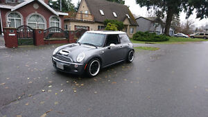 2003 MINI Mini Cooper S Supercharged Coupe (2 door)