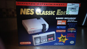 Brand new NES nintendo mini