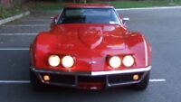1968 L79 Corvette Coupe