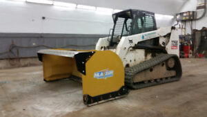 HLA 3500 Snow Pusher For Sale