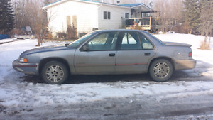 1991 Chevy Lumina eurosport with 3.1l parting out